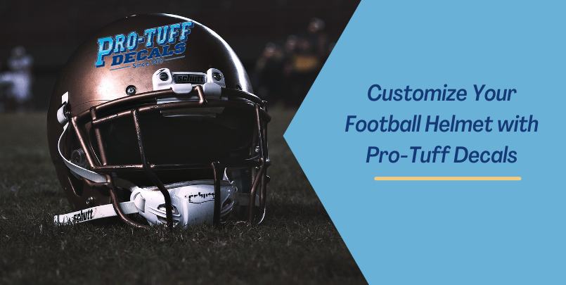 Customize Football Helmet