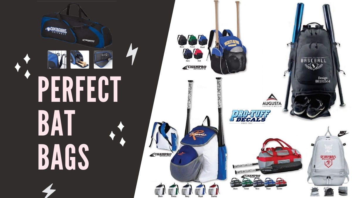 How to Select the Perfect Softball or Baseball Bat Bag