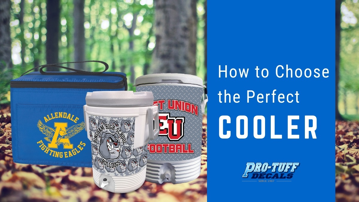 How to Choose the Perfect Cooler