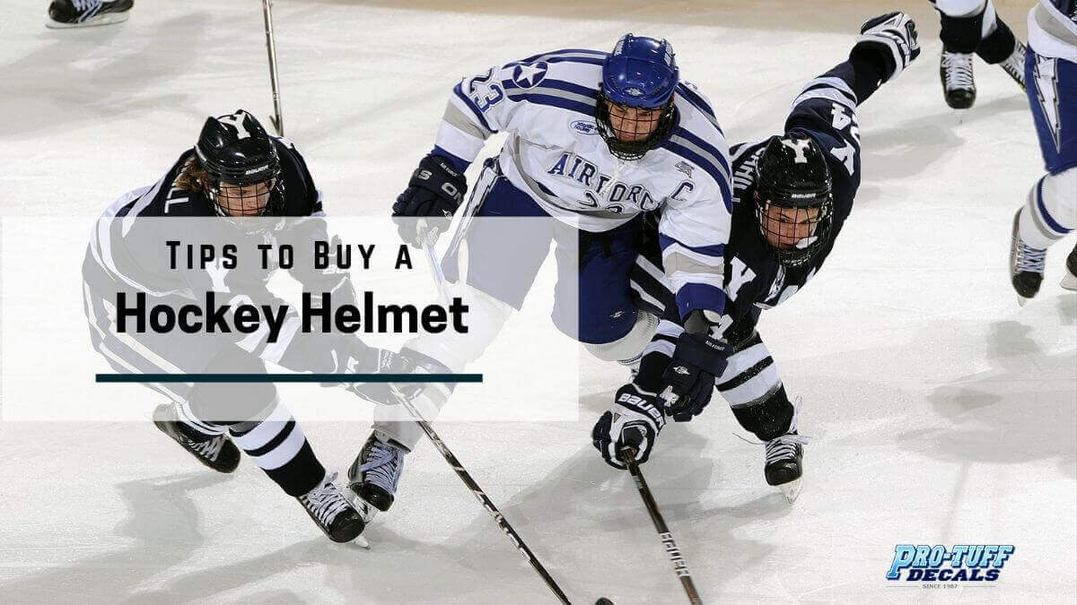 Tips to Buy a Hockey Helmet
