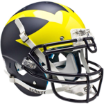 Michigan Wolverines Football helmet