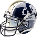 Notre Dame Fighting Irish Football helmet