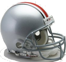 Ohio State Buckeyes Football Helmet