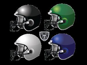 Customizing sports helmets