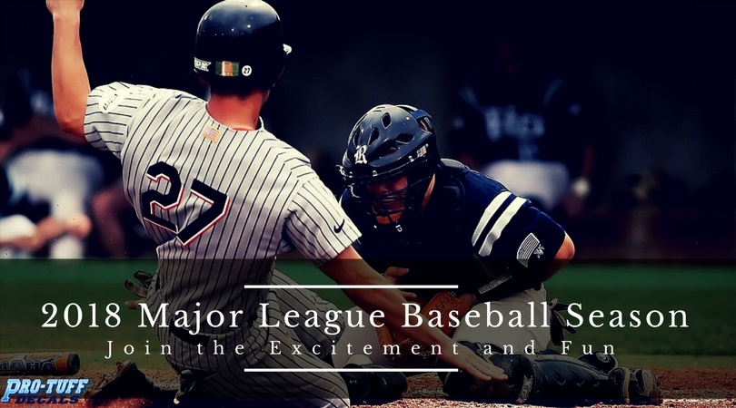 2018 Major League Baseball Season