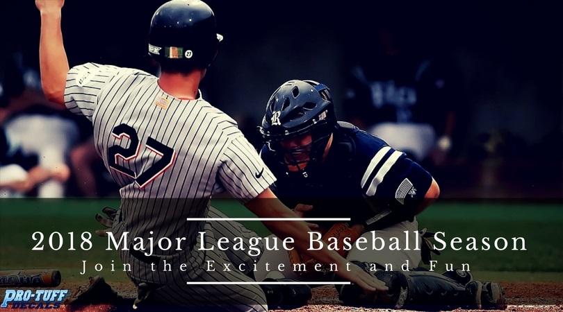2018 Major League Baseball Season