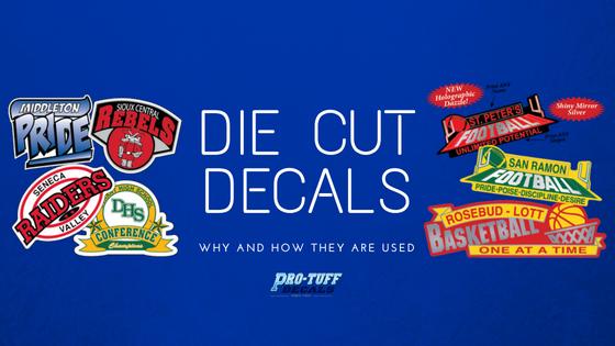 Die Cut Decals & Stickers