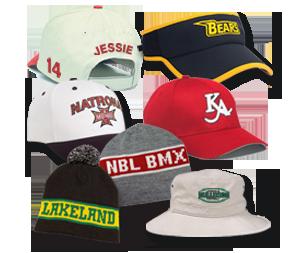 Headwear, Caps & Visors