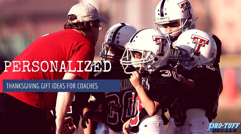 Thanksgiving gift ideas for coaches