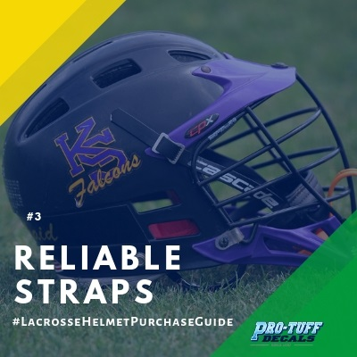 Lacrosse Helmet Purchase Guide - Reliable Straps