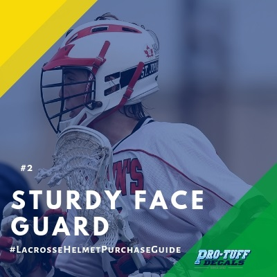 Lacrosse Helmet Purchase Guide - Sturdy Face Guard