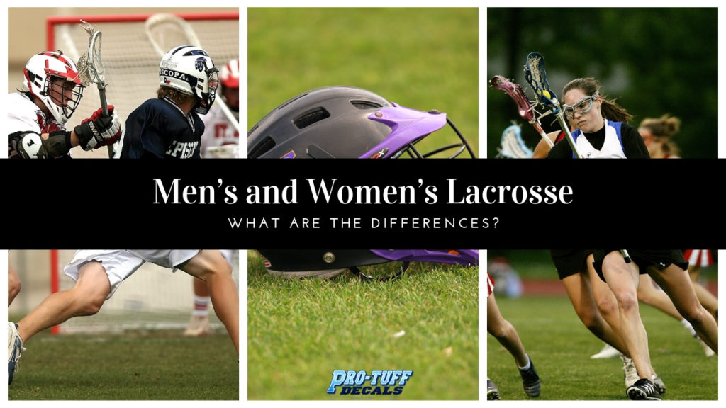 Men's and Women's Lacrosse: What Are the Differences?