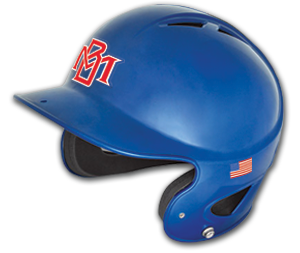 Softball Helmet Decals