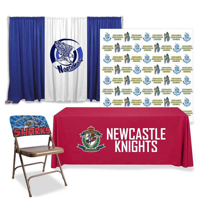 Table Covers - Chairback Covers-Backdrops