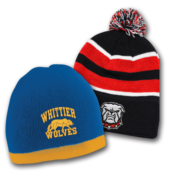 Knit Caps And Beanies