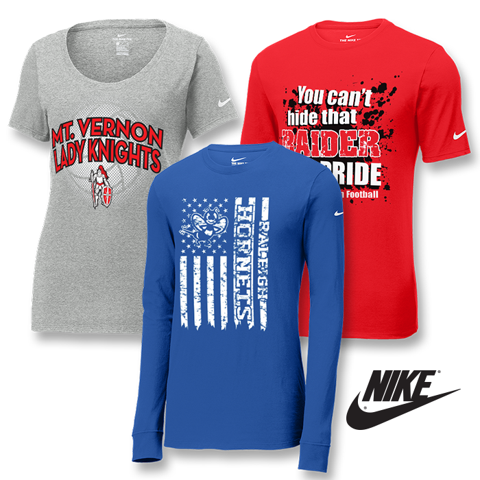 Nike Performance Shirts