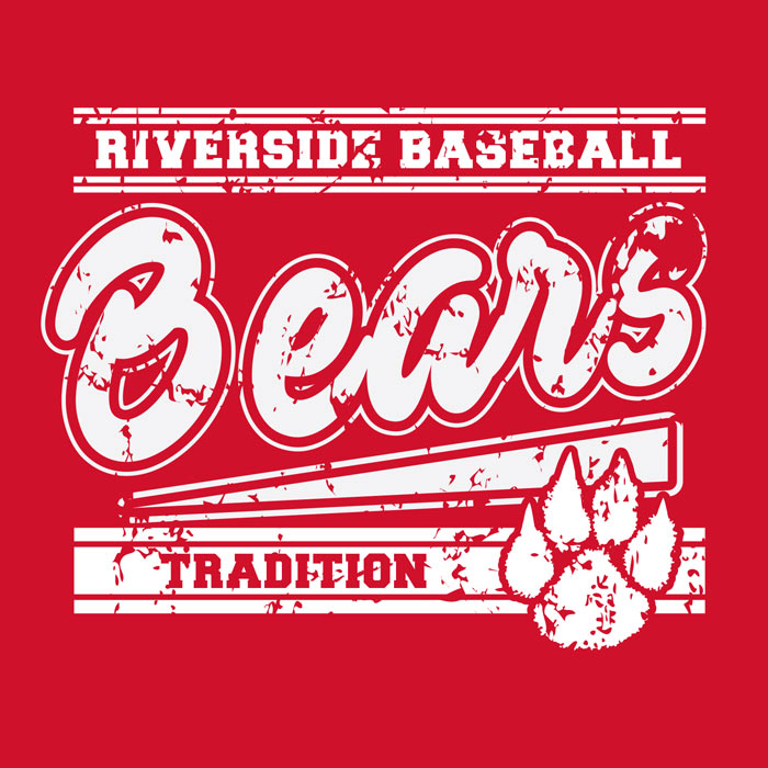 BASEBALL DESIGN TEMPLATES for T-shirts, Hoodies and More!