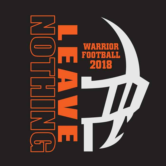 Football Design Templates For T Shirts Hoodies And More