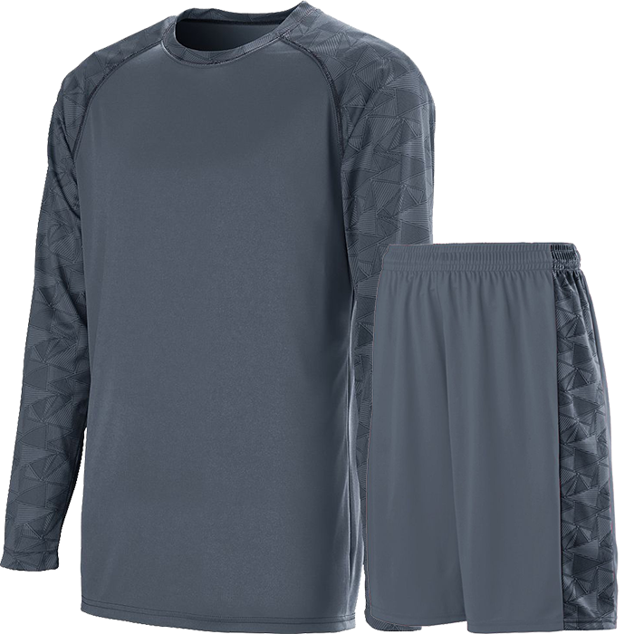 A1726 Augusta Long Sleeve Shooter Jersey