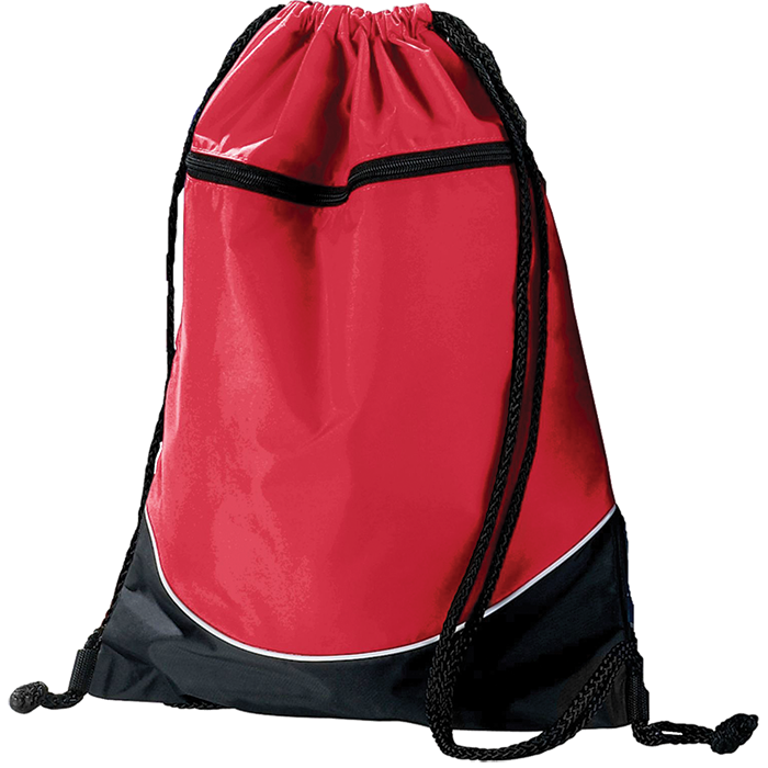 A1920 Tri-Color Drawstring Backpack