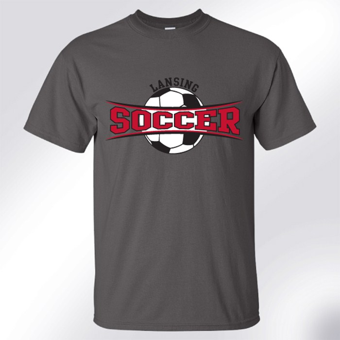 SOCCER T-SHIRTS AND DESIGNS