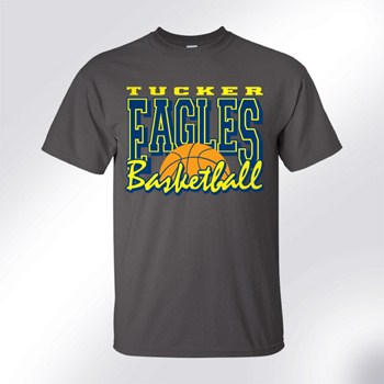 BASKETBALL T-SHIRTS AND DESIGNS