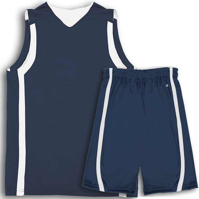 B8951 Badger Ladies B-Slam Reversible Uniform