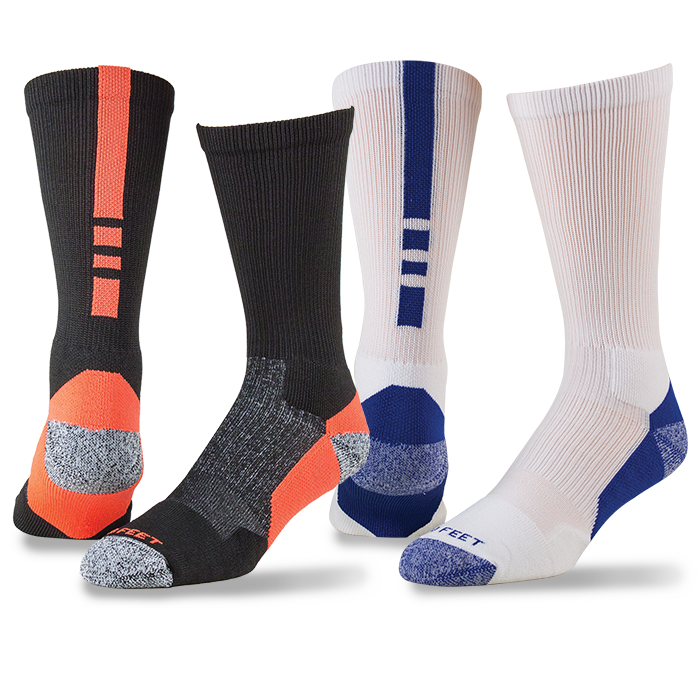PF238 Shooter 2.0 Performance Crew Socks