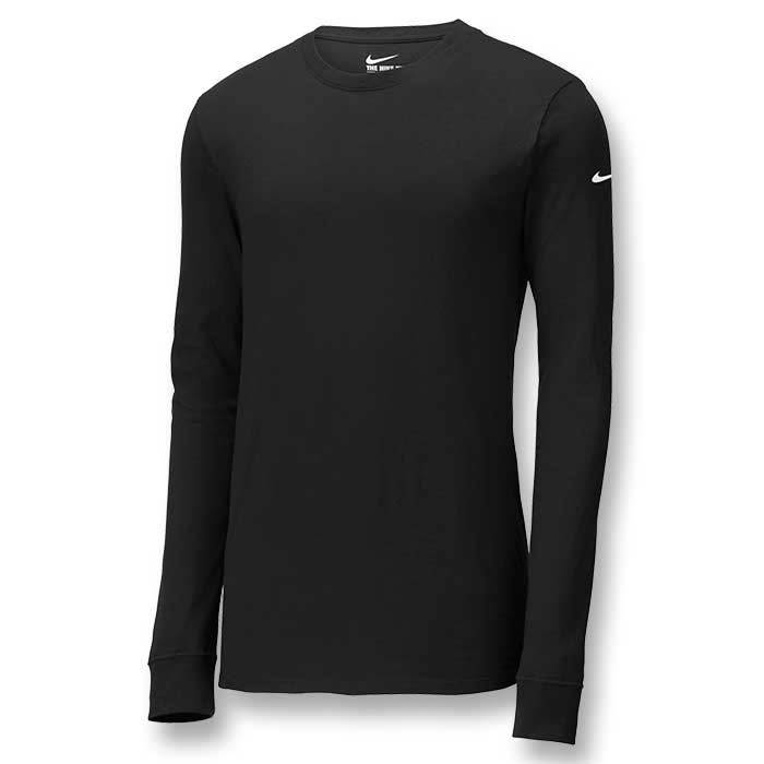 best service 1f093 04e2b Call us at (800) 223-6936. Chat Now. See Our Stock Designs Click Here. The Nike  Core Cotton Tee ...