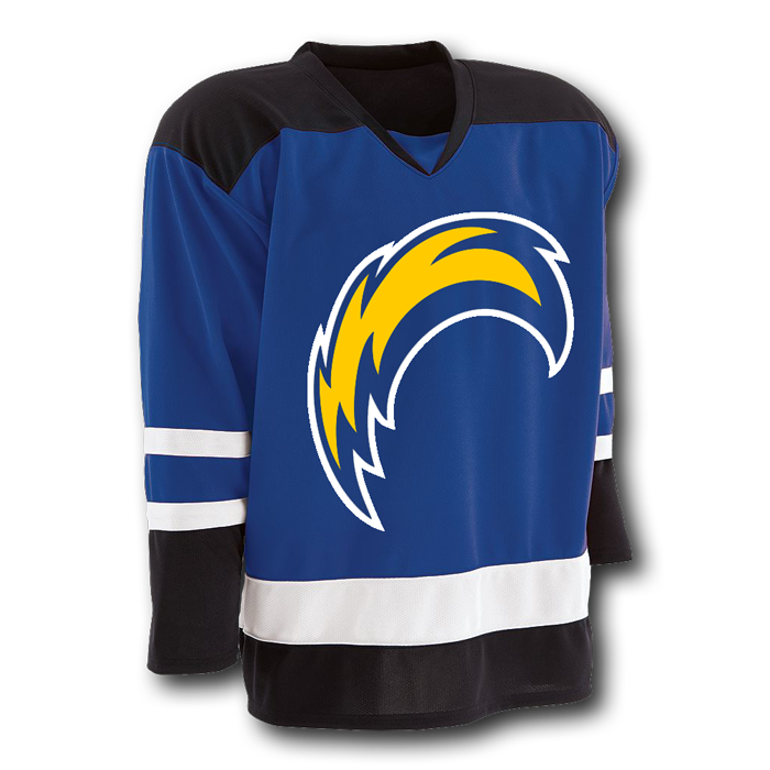 H226000 Holloway Faceoff Hockey Jersey