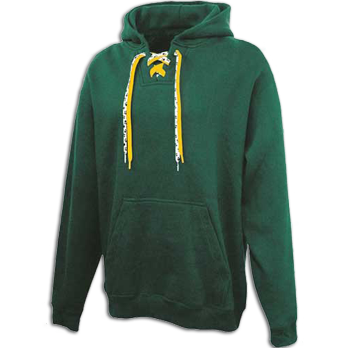 "P715 ""FACEOFF"" 2-LACE HOODIE"