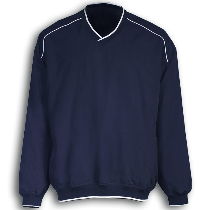 B7601 PIPED WINDSHIRT