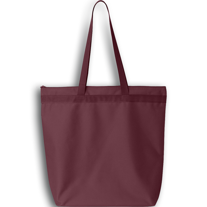 8802 Liberty Bag Zipper Tote