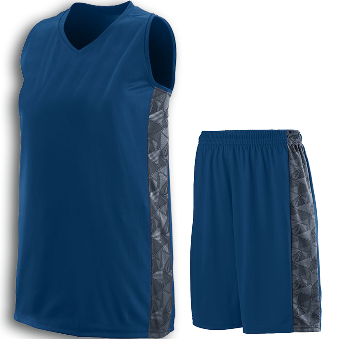 A1722 Augusta Ladies Fast Break Uniform