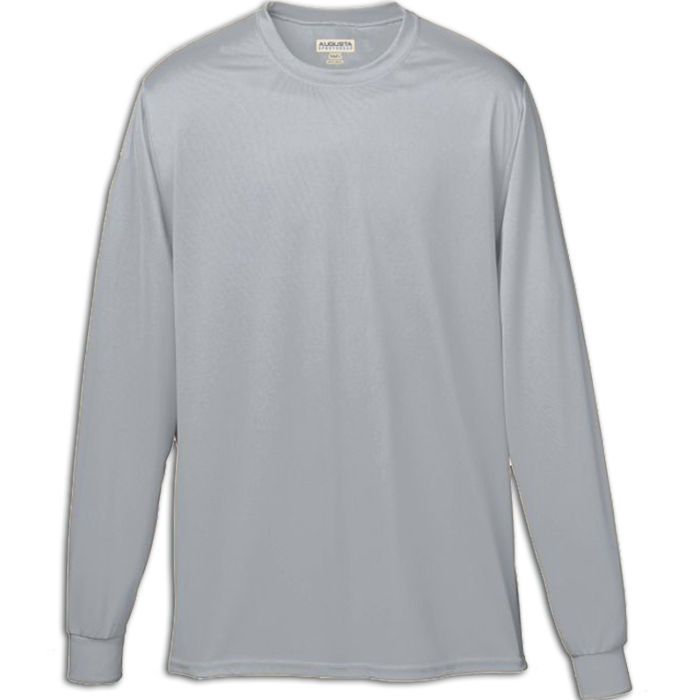 A788 Wicking Augusta Long Sleeve Shirt