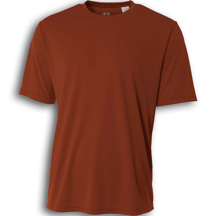 AN3142 MEN'S SHORT SLEEVE COOLING PERFORMANCE CREW