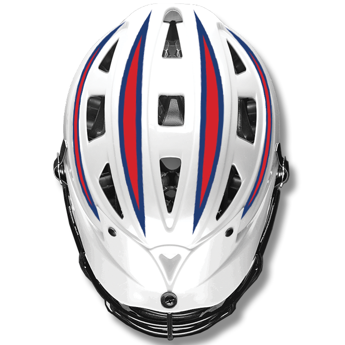 Cascade Stripe Decals