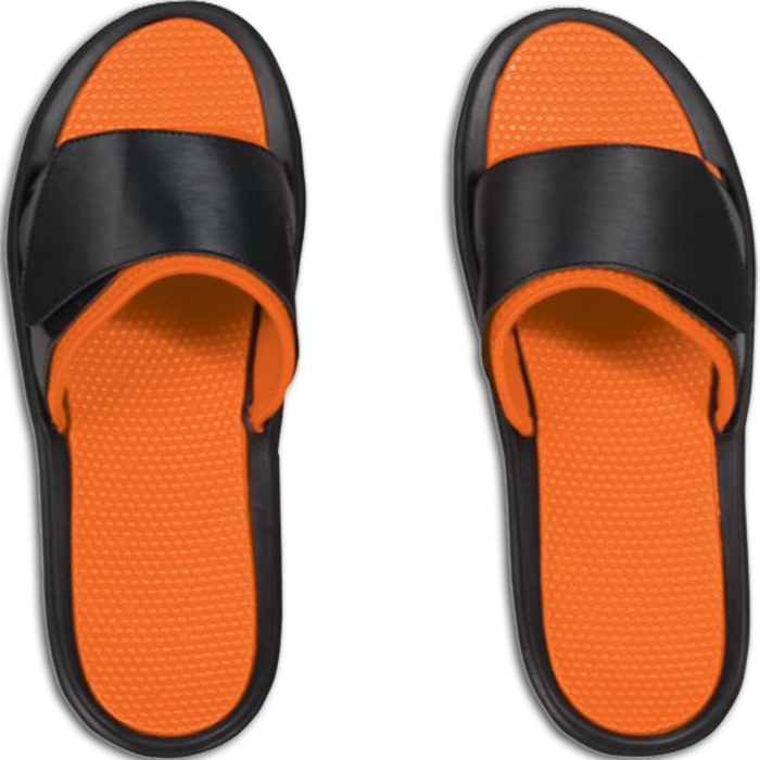 Athletic Slide Sandals for sports & fitness lover