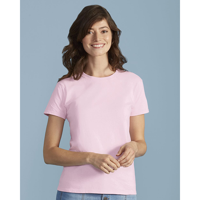 G2000L Ladies Ultra Cotton Short Sleeve T-shirt