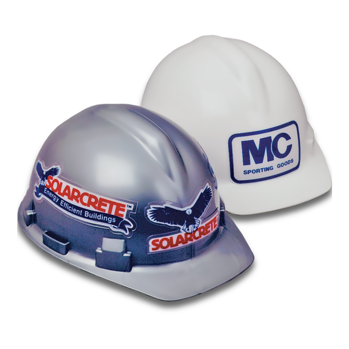 Hard Hat Helmet Decals