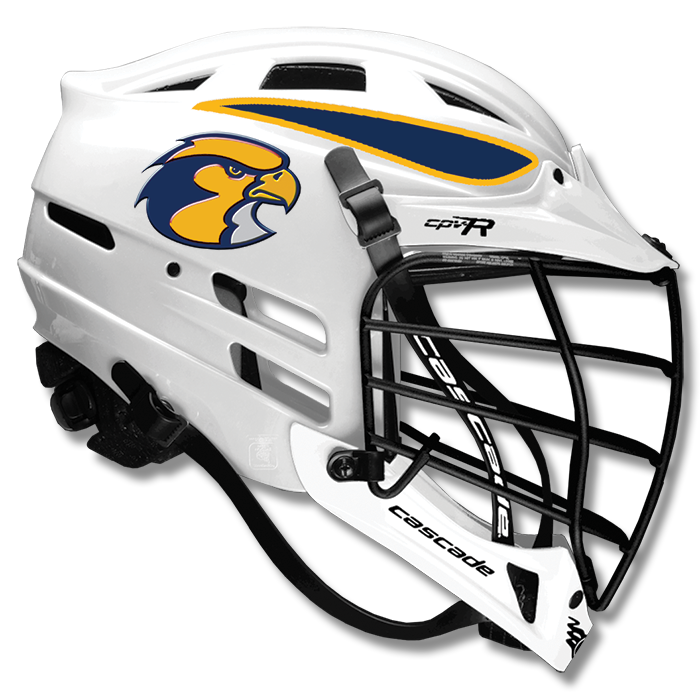 Lacrosse Helmet Side Stripes