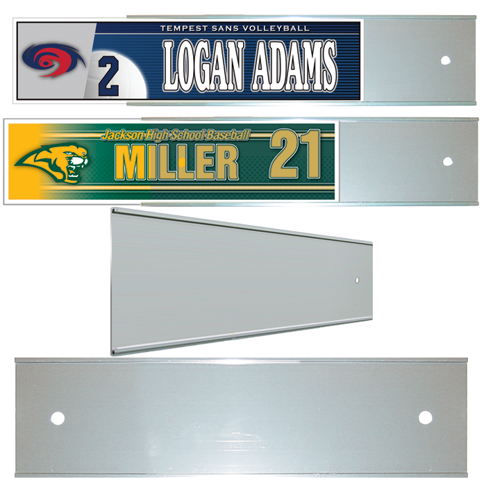 LOCKER BRACKETS