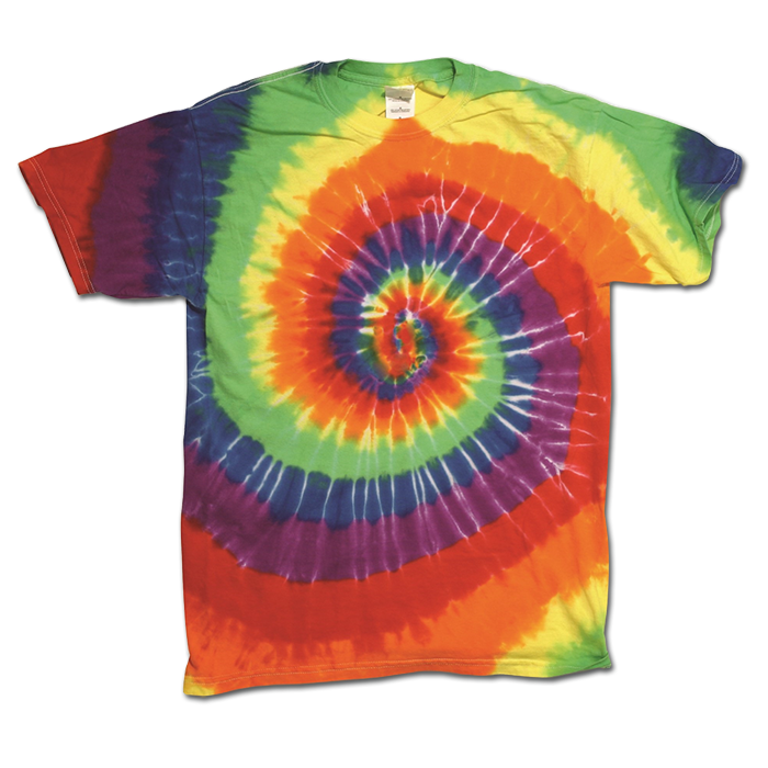 Short Sleeve Tie Dye Tees
