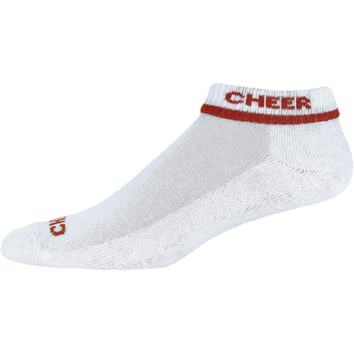 P742/P743/P744 FLIP-TOP LOW CUT CHEER SOCKS