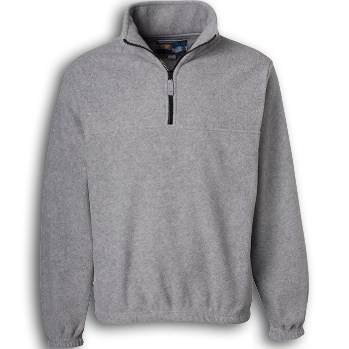 S80783 Fleece 1/4-Zip Pullover