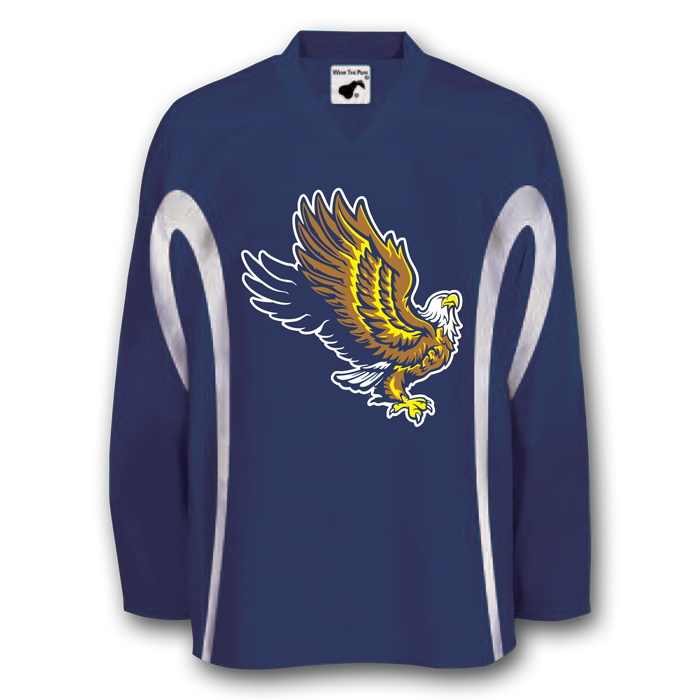 PSJ501 Pear Sox Air House League Hockey Game Jersey