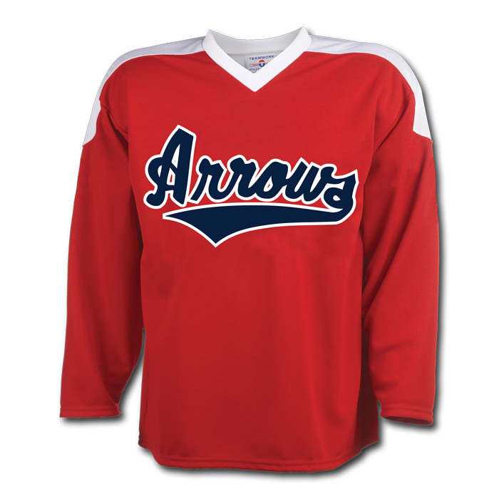 TA1529 Teamwork Athletics House League Hockey Jersey